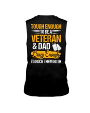 Veteran and Dad Sleeveless Tee thumbnail