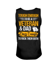 Veteran and Dad Unisex Tank thumbnail