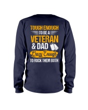 Veteran and Dad Long Sleeve Tee thumbnail