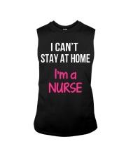 I can't stay at home i'm a Nurse Sleeveless Tee thumbnail
