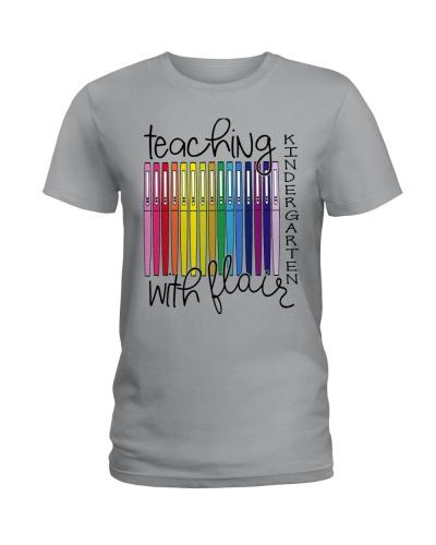 Teaching Kindergarten with Flair