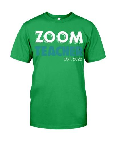 Zoom Teacher est 2020