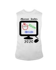 Quaran - Teacher 2020 Sleeveless Tee thumbnail