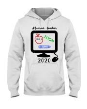 Quaran - Teacher 2020 Hooded Sweatshirt thumbnail