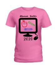 Quaran - Teacher 2020 Ladies T-Shirt thumbnail