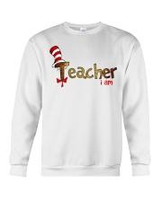 Teacher i am Crewneck Sweatshirt thumbnail