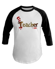 Teacher i am Baseball Tee thumbnail