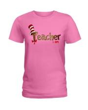 Teacher i am Ladies T-Shirt thumbnail