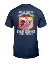Skilled Roofers Classic T-Shirt tile