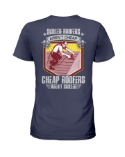 Skilled Roofers Ladies T-Shirt thumbnail