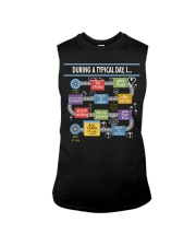 During a typical day Sleeveless Tee thumbnail
