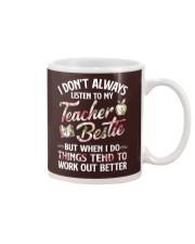 Teacher Bestie Mug thumbnail