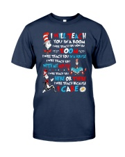 I will teach Classic T-Shirt tile