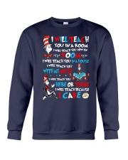 I will teach Crewneck Sweatshirt thumbnail