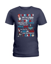 I will teach Ladies T-Shirt thumbnail