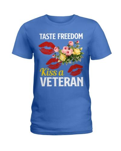 Kiss a Veteran
