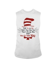 Teacher Shirt Sleeveless Tee thumbnail