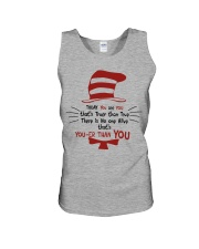 Teacher Shirt Unisex Tank thumbnail