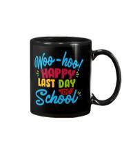 Woo-hoo happy last day of school Mug thumbnail