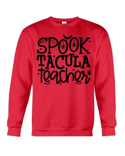 SPOOK TACULAR TEACHER