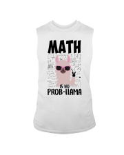 Math is no Prob-Llama Sleeveless Tee thumbnail