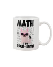 Math is no Prob-Llama Mug thumbnail