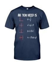Math Love Classic T-Shirt tile