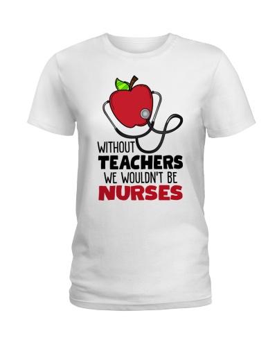 we wouldn't be Nurses