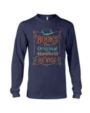 Books the original handheld device Long Sleeve Tee thumbnail