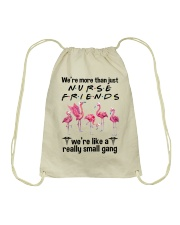 Nurse Friends Drawstring Bag thumbnail