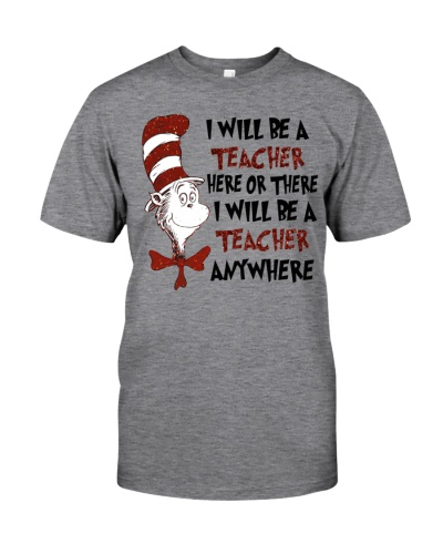 I Will be a Teacher