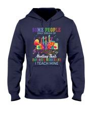 Favorite Musicians Hooded Sweatshirt thumbnail