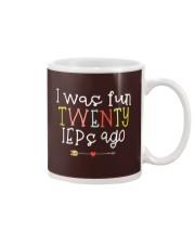 I was fun TWENTY IEPs ago Mug thumbnail