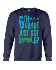 6TH Grade cooler Crewneck Sweatshirt thumbnail