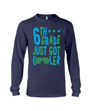 6TH Grade cooler Long Sleeve Tee thumbnail