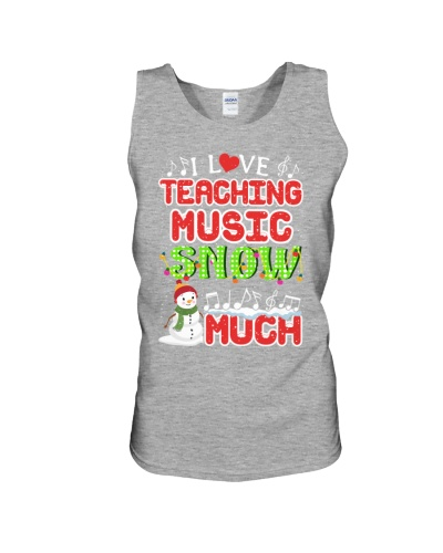 I LOVE TEACHING MUSIC SNOW MUCH