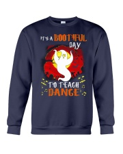 Bootiful day To Teach Dance Crewneck Sweatshirt thumbnail