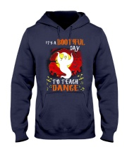 Bootiful day To Teach Dance Hooded Sweatshirt thumbnail