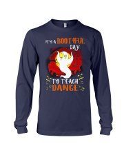 Bootiful day To Teach Dance Long Sleeve Tee thumbnail