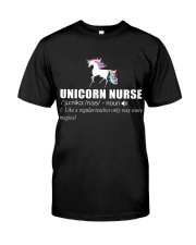 UNICORN NURSE Classic T-Shirt tile