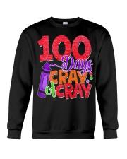 100 DAYS OF CRAY CRAY Crewneck Sweatshirt thumbnail