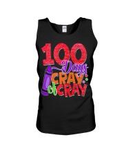 100 DAYS OF CRAY CRAY Unisex Tank thumbnail