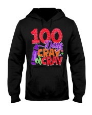 100 DAYS OF CRAY CRAY Hooded Sweatshirt thumbnail