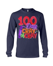 100 DAYS OF CRAY CRAY Long Sleeve Tee thumbnail