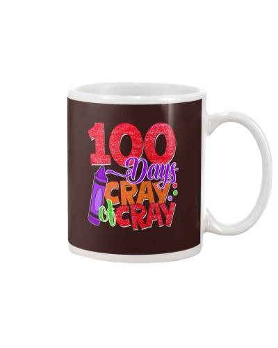 100 DAYS OF CRAY CRAY