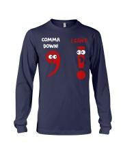 COMMA DOWN Long Sleeve Tee thumbnail