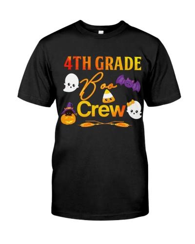 4th grade boo crew