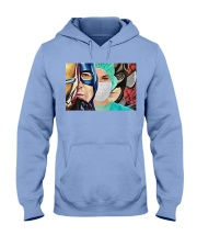 Superheroes wear masks Hooded Sweatshirt thumbnail