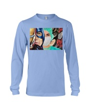 Superheroes wear masks Long Sleeve Tee thumbnail