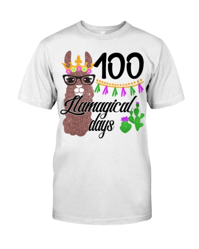 100 LLAMAGICAL DAYS